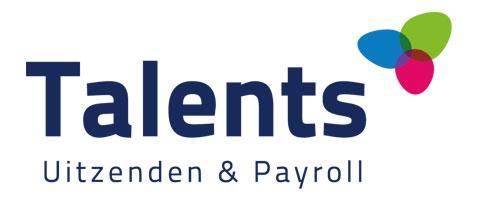 Talents Uitzendbureau logo